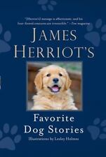 James Herriot's Favorite Dog Stories by James Herriot (2014, Hardcover, New...