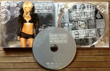 BRITNEY SPEARS / GREATEST HITS: MY PREROGATIVE - 2CD (EU 2004 - limited edition)