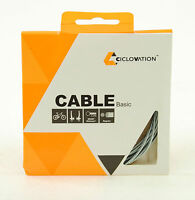 Ciclovation Basic Mountain/Road Bike Brake Cable, 1.6mm x 3500mm