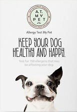 Allergy Test My Pet Painless Easy to Administer Dog Allergy Test - BNIB Sealed
