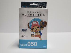 Nanoblock 050 Dr. Chopper One Piece 160pc Micro Building Blocks