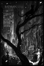 Batman Returns by Nicolas Delort MONDO SDCC 2016 Exclusive Movie Poster Sold Out