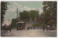 Kersal Bar, Salford, Tram Postcard B628