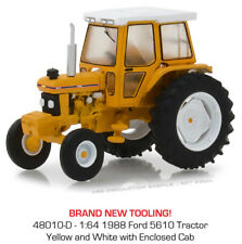 Greenlight DOWN on the FARM Series 1   1988  Ford 5610 tractor