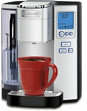 Single Cup Coffee Maker Brewer Stainless Steel 4-12 oz. Adjustable Temperature