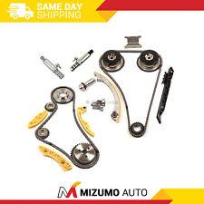 Timing Chain Kit VCT Selenoid Actuator Gear Fit GM Ecotec 2.0L 2.4L