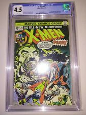 Uncanny X-Men #94 1st New X-Men CGC 4.5 KEY!! Marvel Comics