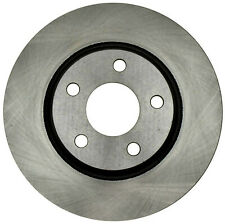 Disc Brake Rotor-Non-Coated Front ACDelco Advantage 18A1621A