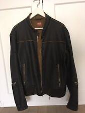 Hugo Boss Leather Lammy Jacket , Coat , Size M