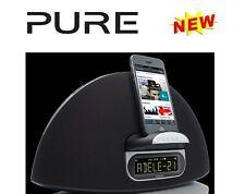 PURE Contour D1 Dock DAB FM digital radio Bluetooth iPod iPad dock