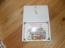 Current Morehead Manger Scene Expressions of Faith Christmas Card Cards Nativity