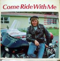 KEN NELSON come ride with me LP Mint- KEN LP 104 Vinyl  Record