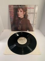 MAUREEN McGOVERN -ANOTHER WOMAN IN LOVE 1987  Vinyl LP - Record NM