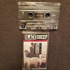 Vintage 1991 A Wolf in Sheep's Clothing by Black Sheep Rap Hip-Hop Cassette Tape