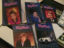 Topps Neighbours Trading Cards - 1988 - Set of 5 -