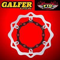 Galfer Front Floating Wave Rotor For 2003-2014 KTM 450 EXC DF606FLW