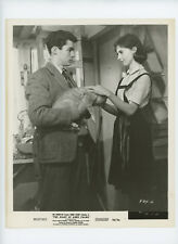 THE DIARY OF ANNE FRANK Original Movie Still 8x10 Millie Perkins 1959 2121