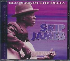 SEALED NEW CD Skip James - Blues From The Delta