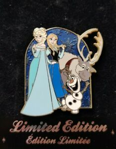 Disney Pin - Limited Edition - Frozen