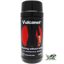 Vulcanet Car Motorcycle Motorbike Dry Cleaning Wipes Waterless Cleaning System