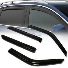 FOR 97-14 EXPEDITION/NAVIGATOR SMOKE WINDOW VISOR SHADE/VENT WIND/RAIN DEFLECTOR