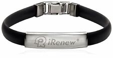 iRenew Bracelet As Seen On TV Focus Energy Power Wristband Health Wellness G2