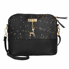 Women's Shoulder Bag PU Leather Handbags Messenger Crossbody Hobo Satchel Purse
