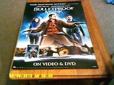 Bulletproof MONK (Chow Yun Fat, Seann William Scott) FILM POSTER A2
