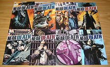 Near Death #1-11 VF/NM complete series - image comics - crime - jay faerber set