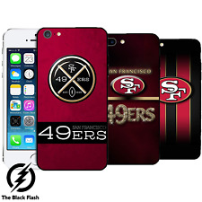 San Francisco 49ers - Case Cover For iPhone 5 6 7 8 X XS 11 12 - NFL America