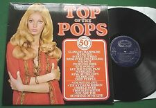 Top Of The Pops Special 50th Edition inc Mama Mia & In Dulce Jubilo + SHM935 LP