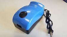 110v Variable Speed Aquarium Air Pump; 20gal rating - with 3ft Hose