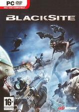 Blacksite PC IT IMPORT MIDWAY GAMES LTD