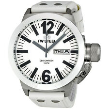 TW Steel CEO Canteen Mother of Pearl Dial 45MM Mens Watch CE1037