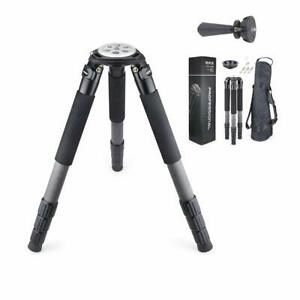 Innorel RT90C Carbon Fiber Tripod stand 40mm tube 40kg load 75mm without head
