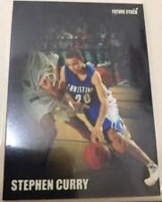 Stephen Curry High school card