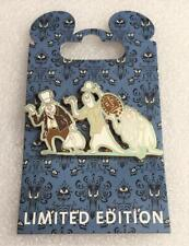 Disney WDI Haunted Mansion Hitchhiking Ghost in Adventureland LE 300 Cast Pin