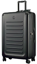 "Victorinox SPECTRA 2.0 32"" 8 Wheeled Spinner Upright Luggage - Black"