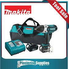 "Makita DTW450 1/2"" Cordless Impact Wrench Kit"