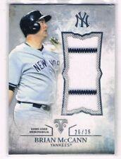 Triple Threads Single Baseball Trading Cards Season 2015