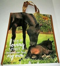 """Reusable Tote Bag 19"""" x 17"""" x 7""""  YOUR LOVING SPIRIT HELPED ME FIND MY OWN"""