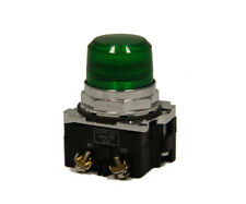 Cutler Hammer 10250T197LGP2A Pilot Light Green LED 120V AC New Tested