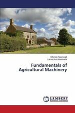 Fundamentals of Agricultural Machinery, Uthman 9783659715594 Free Shipping,,