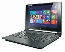 "Lenovo Flex 10 Laptop 10.1"" Touchscreen Intel Celeron 4GB 500GB Win 10 Notebook"