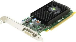 PNY VCNVS315-T NVIDIA Quadro NVS 315 1GB DDR3 Video Graphics Card With DMS-59