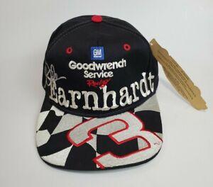 Vintage New Dale Earnhardt Snapback Trucker Hat Deadstock Chase Sports Image