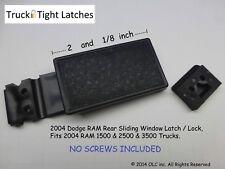 2004 Dodge RAM Rear Sliding Window Latch - Original Equipment SouthCo Latch