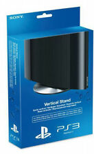SONY ufficiale PS3 Playstation 3 Super Sottile Metallo verticale Console Stand Base NUOVO