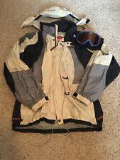MARKER Men's Lightweight Ski Snowboard Jacket, Size M