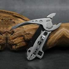 Outdoor Survival Hand tool Plier Pocket Knife Screwdriver Kit Wrench-Jaw-Spanner